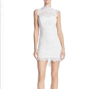 Free people intimately white dress size:M